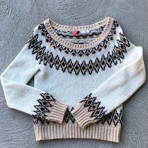 H&M - Christmas Sweater - Size 2